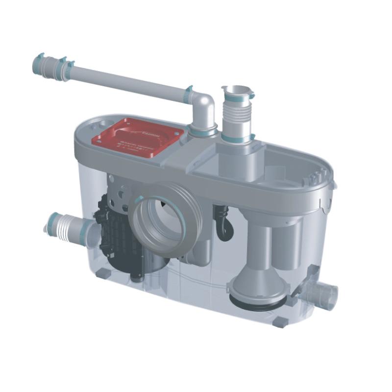 saniflo pump saniaccess3