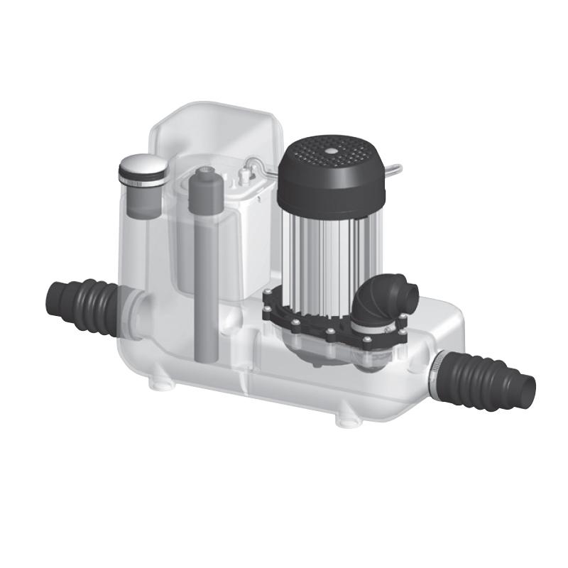 saniflo pump SANICOM1