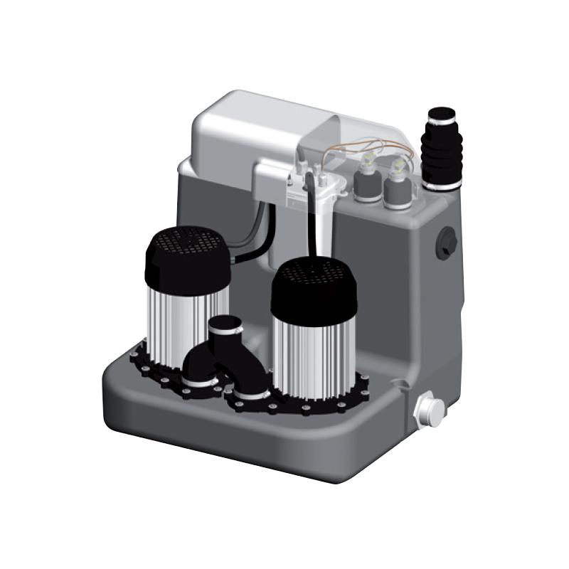 saniflo pump SANICOM2