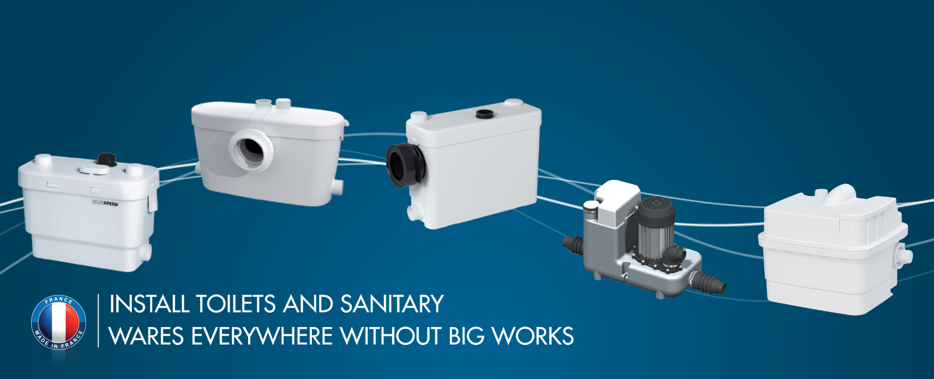 SANIFLO WATER PUMP SYSTEMS