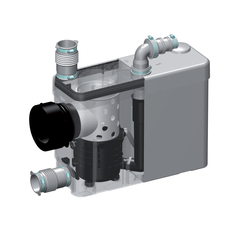 saniflo pump sanipack