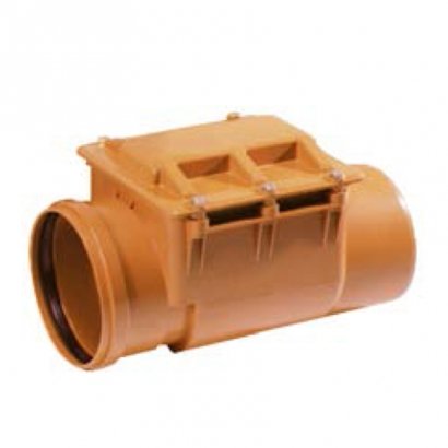 Paling Underground Drainage Sewer Piping System UPVC Fitting Series Inspection Chamber