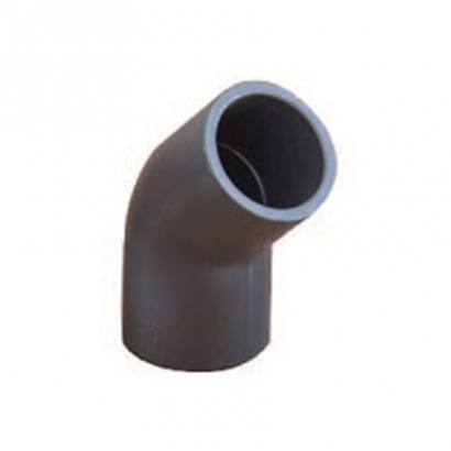South Asia Exact UPVC Pressure Fittings Series 45° Elbow H C10