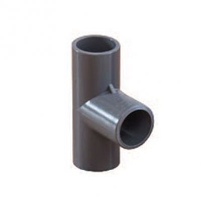 South Asia Exact UPVC Pressure Fittings Series Equal Tee H E10