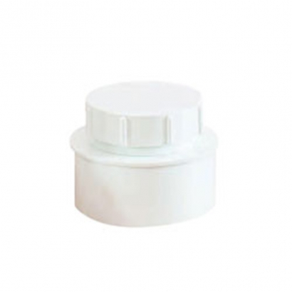 South Asia Exact UPVC Soil Waste And Ventilation Series Access Plug