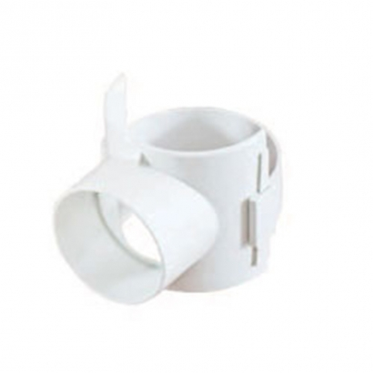 South Asia Exact UPVC Soil Waste And Ventilation Series Boss Connector