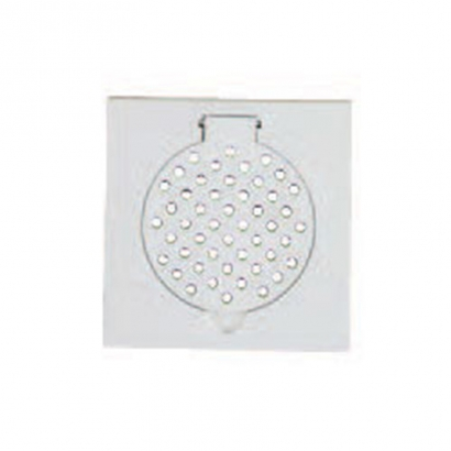 South Asia Exact UPVC Soil Waste And Ventilation Series Floor Grating