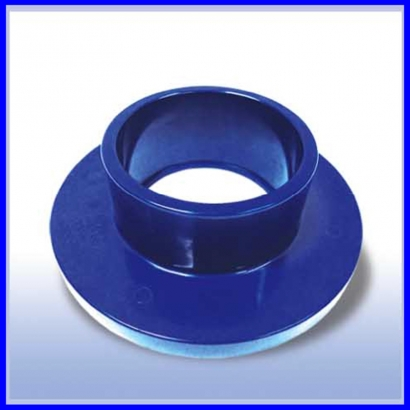 Bina Plastic BBB ABS Pressure Fittings Series  Full Face Flange Undrilled FBFLG