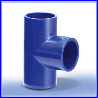 Bina Plastic BBB ABS Pressure Fittings Series Equal Tee FBET