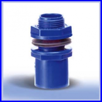 Bina Plastic BBB ABS Pressure Fittings Series V Tank Connector FBTC