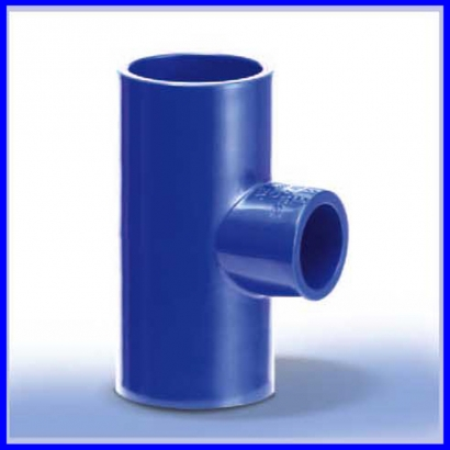 Bina Plastic BBB ABS Pressure Fittings Series Reducing Tee FBRT