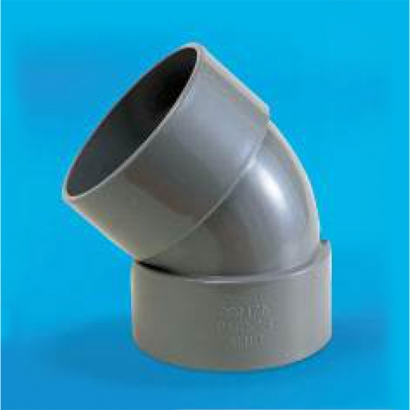 Bina Plastic BBB UPVC Pressure Fittings Series 45° Elbow FPE45