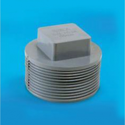 Bina Plastic BBB UPVC Pressure Fittings Series Plug FPPL
