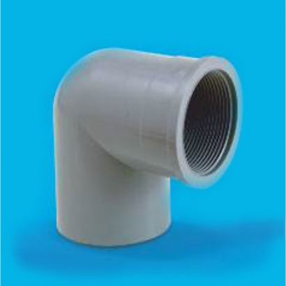 Bina Plastic BBB UPVC Pressure Fittings Series Faucet Elbow FPPTE