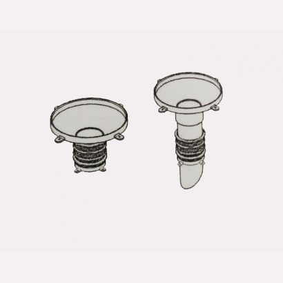 Besstem UPVC Rainwater Fittings Series 50mm SBG Soffit Drainage Outlet