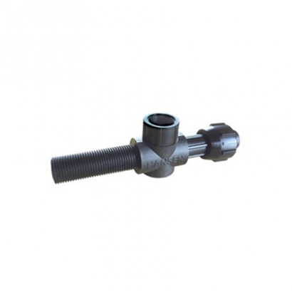Hansen HDPE Fittings Nylon 6 Male Tee With Female Branch