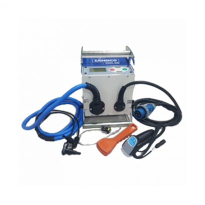 Sansico Electrofusion Machine Series Elektra SEM315