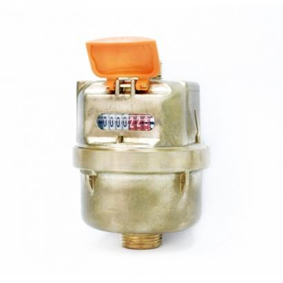 George Kent GKM PSM Volumetric Brass Cold Potable Water Meter