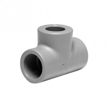 George Fisher Aquasystem PPR Fitting Series Reducing Tee 90°