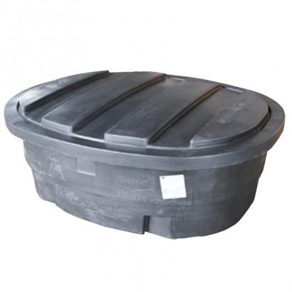 Kossan PE Rectangular Water Tank With Manhole
