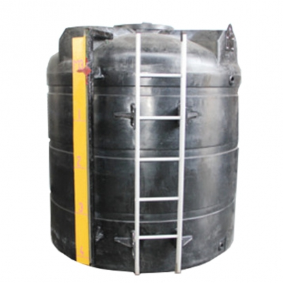 Kossan HDPE Cylindrical Closed Top Water Tank
