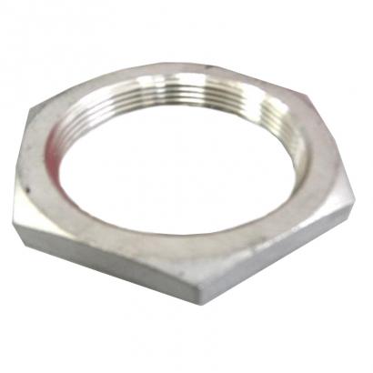 Unitrade Alfran 304 Stainless Steel Fittings Screwed Hexagon Lock Nut
