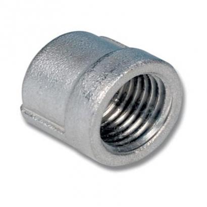 Unitrade Alfran 304 Stainless Steel Fittings Screwed Round Cap