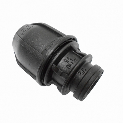 Fish Push Fit PolyPropylene PN16 Compression Fittings Female Threaded Adaptor