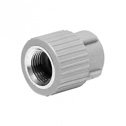 George Fisher Aquasystem PPR Fitting Series Threaded Female Coupling