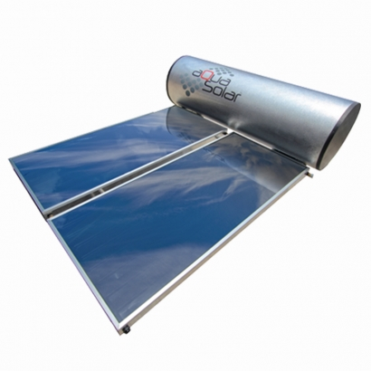 Aqua Solar Lite And Easy Water Heating System L66