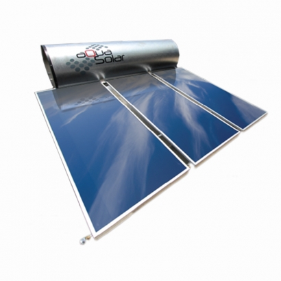 Aqua Solar Lite And Easy Water Heating System L80