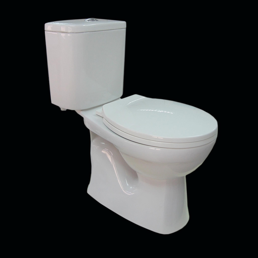 Claytan Iris Washdown Close Couple Wc Set Wc4501 Lc3005d