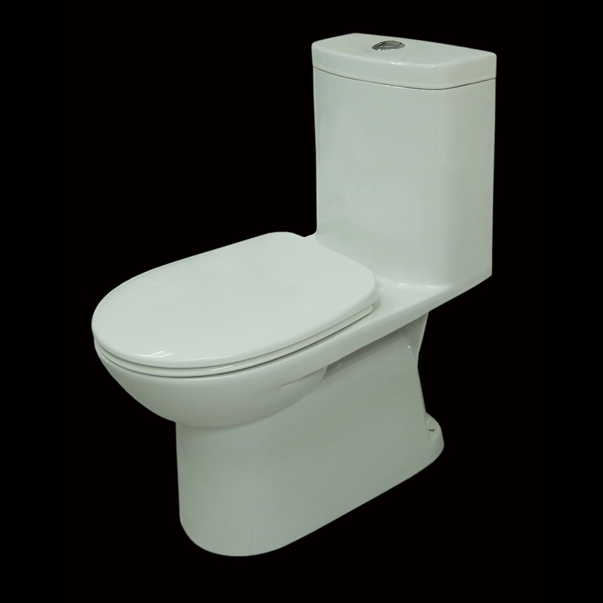 Claytan Nemo One Piece Washdown Wc Toilet Set Wc1633