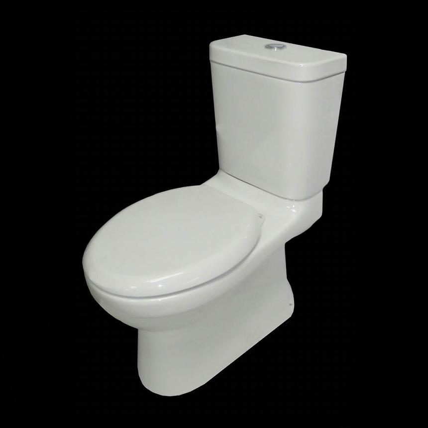 Claytan Lisa Washdown Close Couple Wc Toilet Set Wc 4505