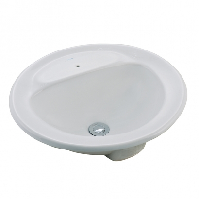 Econax Vanity Top Counter Wash Basin L2394PP