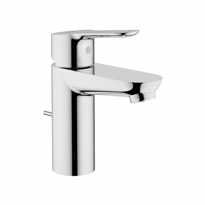Grohe BauEdge Basin Mixer with Pop-up Waste Series 32819000