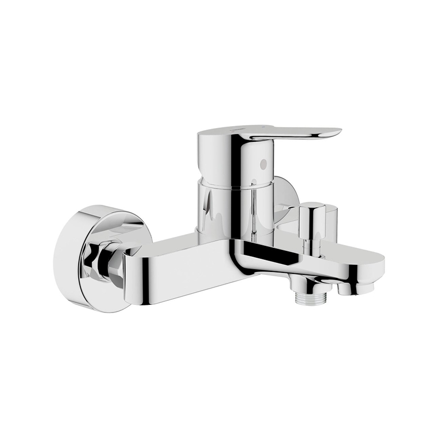 Grohe BauEdge Expose Bath and Shower Mixer Series 32820000 - Heap ...