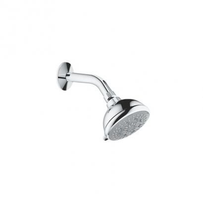 Grohe BauContemporary Fix Shower with Arm Series 27387000