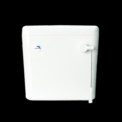 Goldolphin Close Coupled Lever Handle Cistern GDPC2000CC