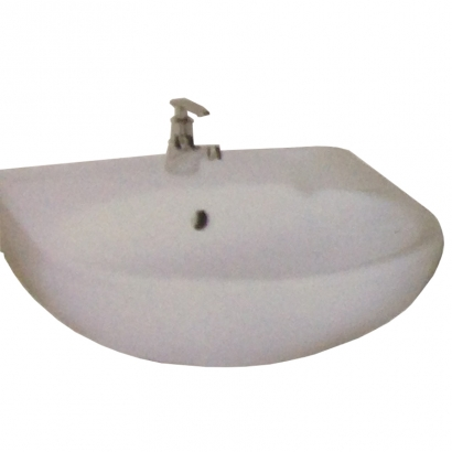 CAN Wash Basin Wall Mounted L3310