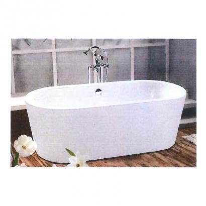 Senna Acrylic Free Standing Long Bath XD06201
