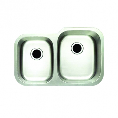 CAM Undermount Two Sizes Bowls Stainless Steel Sink U3220DR9
