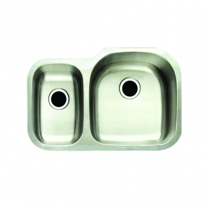 CAM Undermount Two Sizes Bowls Stainless Steel Sink U3120BR9