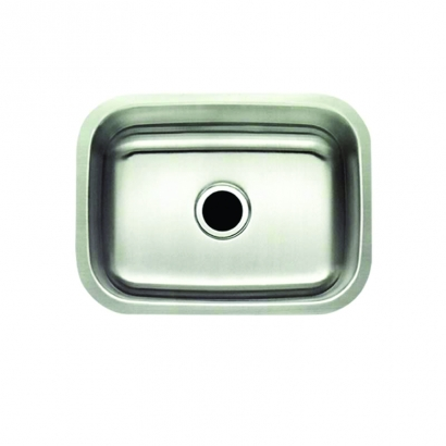 CAM Undermount Single Bowl Stainless Steel Sink U2317A