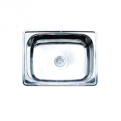 CAM Under Counter Single Bowl Stainless Steel AHC0990PBS