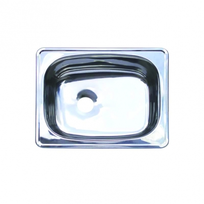 CAM Under Counter Single Bowl Stainless Steel Sink AHC0870BS