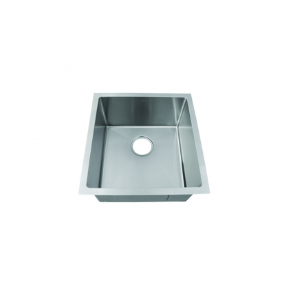 CAM Single Bowl Stainless Steel Handmade Sink HUNA171891N