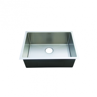 CAM Single Bowl Stainless Steel Handmade Sink HUNA241891N