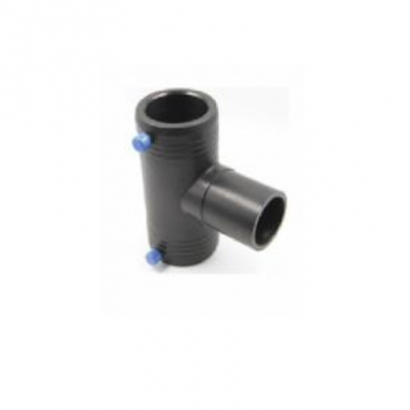 Dura Fitting HDPE Wired Fuse PE ElectroFusion Fittings Equal Tee