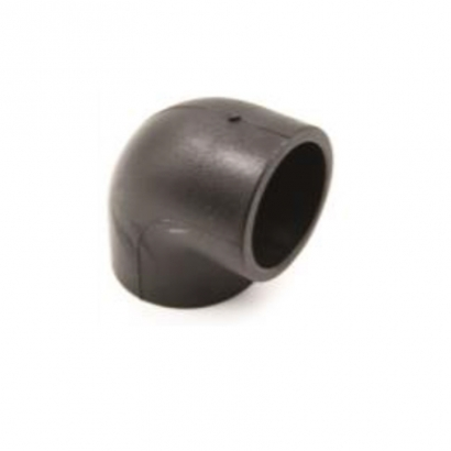Dura Fitting HDPE Smart Fuse PE Socket Fusion Fittings Equal Elbow